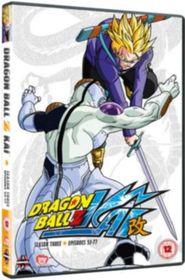 Dragon Ball Z KAI: Season 3 (DVD)