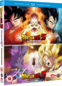 Dragon Ball Z: Battle of Gods/Resurrection of F (Blu-ray)