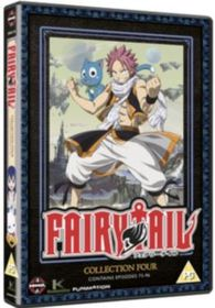 Fairy Tail: Collection 4 (DVD)