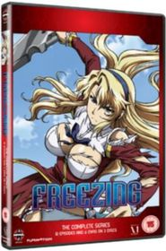 Freezing: The Complete Series (DVD)
