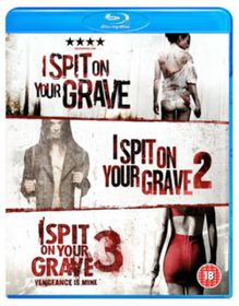 I Spit On Your Grave Part 1 - 3 (Blu-ray))