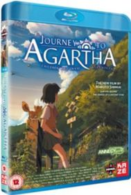 Journey to Agartha (Blu-ray)