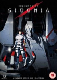 Knights of Sidonia - Complete Season 1 (DVD)