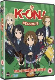 K-ON! Complete Series 2 (DVD)