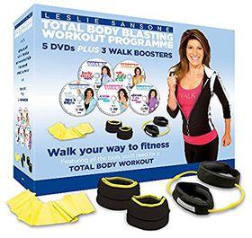 Leslie Sansone: Total Body Blasting Workout Programme (DVD)