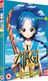 Magi - The Labyrinth of Magic: Season 1 - Part 2 (Blu-ray)