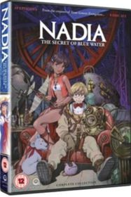 Nadia - The Secret of Blue Water: Complete Collection (DVD)