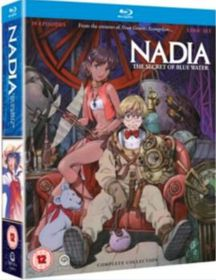 Nadia - The Secret of Blue Water: Complete Collection (Blu-ray)
