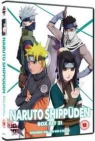 Naruto - Shippuden: Collection - Volume 21 (DVD)