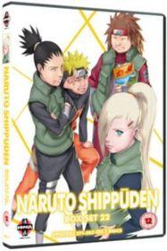 Naruto - Shippuden: Collection - Volume 22 (DVD)