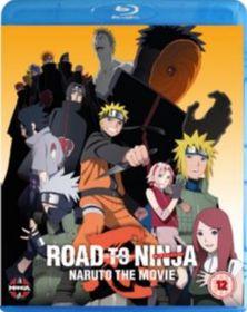 Naruto the Movie: Road to Ninja (Blu-ray)