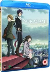 Noragami: The Complete First Season (Blu-ray)