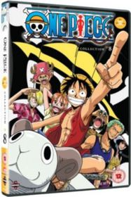 One Piece: Collection 8 (DVD)