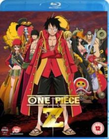 One Piece: Z (Blu-ray)