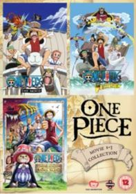 One Piece: Movie Collection 1 (DVD)