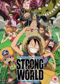 One Piece - The Movie: Strong World (DVD)