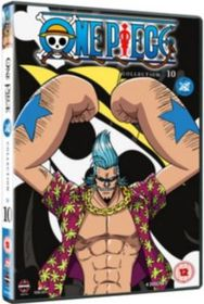 One Piece: Collection 10 (DVD)