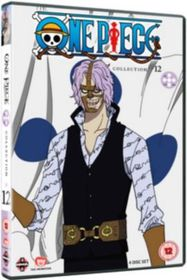 One Piece: Collection 12 (Uncut) (DVD)