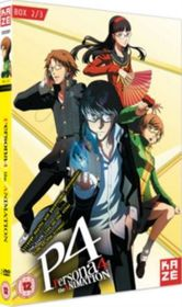 Persona 4: The Animation - Volume 2 (DVD)