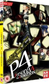 Persona 4: The Animation - Volume 3 (DVD)