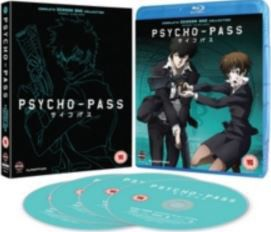 Psycho-pass: The Complete Series One (Blu-ray)