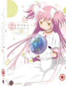 Puella Magi Madoka Magica: The Movie - Part 1 and 2 (Blu-ray)