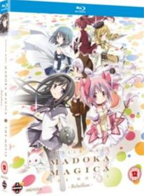 Puella Magi Madoka Magica: The Movie - Part 3: Rebellion (Blu-ray)