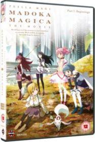 Puella Magi Madoka Magica: The Movie - Part 1: Beginnings (DVD)