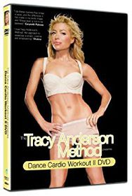 Tracy Anderson Method: Dance Cardio Workout II (DVD)