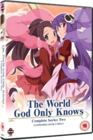 World God Only Knows: Complete Season 2 (DVD)
