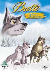Balto 3 Movie Collection (DVD)