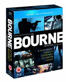 Bourne Collection (Blu-Ray)