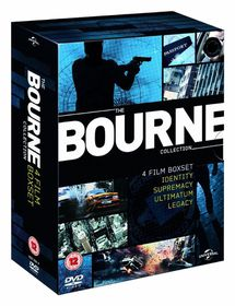 Bourne Collection (DVD)