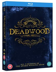 Deadwood: Seasons 1-3 (Blu-ray)