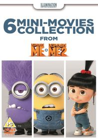 Despicable Me/Despicable Me 2: Mini-movies Collection (DVD)