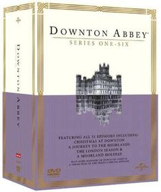 Downton Abbey: Series 1-6 (DVD)