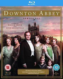 Downton Abbey: Series 6 (Blu-ray)