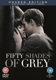 Fifty Shades of Grey - The Unseen Edition (DVD)