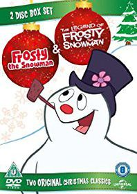 Frosty the Snowman/The Legend of Frosty the Snowman (DVD)