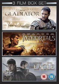 Gladiator/Immortals/The Eagle (DVD)