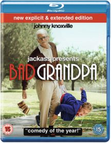 Bad Grandpa (Blu-ray)