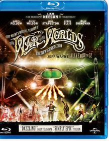 Jeff Wayne's the War of the Worlds - The New Generation...