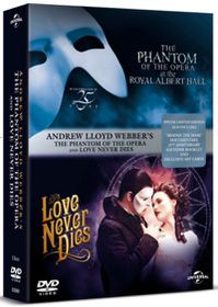 Andrew Lloyd Webber's the Phantom of the Opera/Love Never Dies