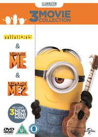 Despicable Me / Despicable Me 2 / Minions (Parallel Import - DVD)