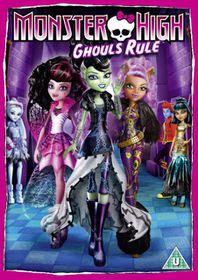 Monster High Ghouls Rule (DVD)