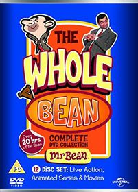 Mr Bean: The Whole Bean - Complete Collection (DVD)