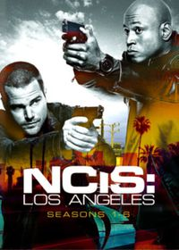 NCIS Los Angeles: Seasons 1-6 (DVD) (Parallel Import)
