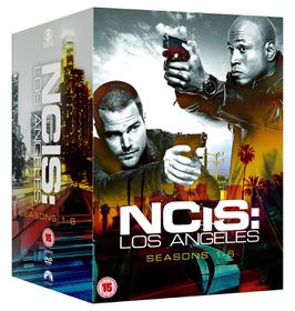 NCIS Los Angeles: Seasons 1-6 (Parallel Import - DVD)