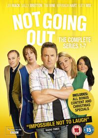 Not Going Out: The Complete Series 1-7