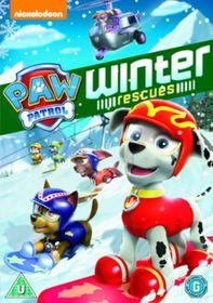 Paw Patrol: Winter Rescue (Import DVD)